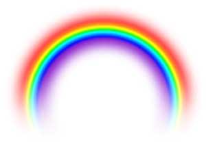 Gallery For > Dogs Rainbow Bridge Clipart